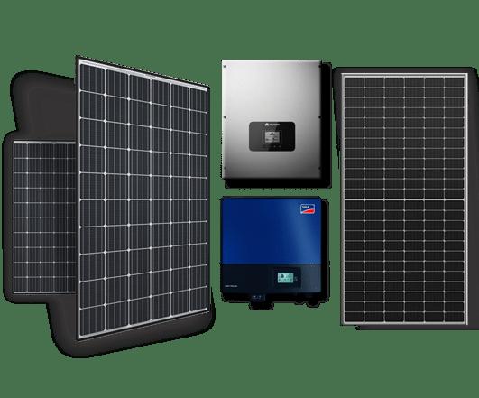 Υλικά για net metering φωτοβολταϊκά