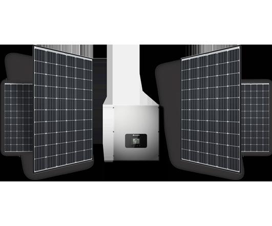 Πάνελ και inverter για τα net metering φωτοβολταϊκά της σειράς Classic