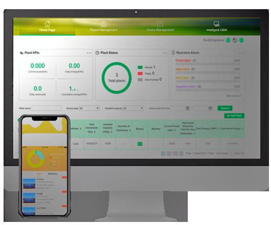 Φωτοβολταικα τιμες: FusionSolar, το σύστημα παρακολούθησης απόδοσης του φωτοβολταϊκού της εταιρείας Huawei