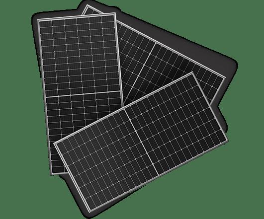 Τα πάνελ Trina Tallmax που χρησιμοποιούνται στις net metering προσφορές της σειράς Elite