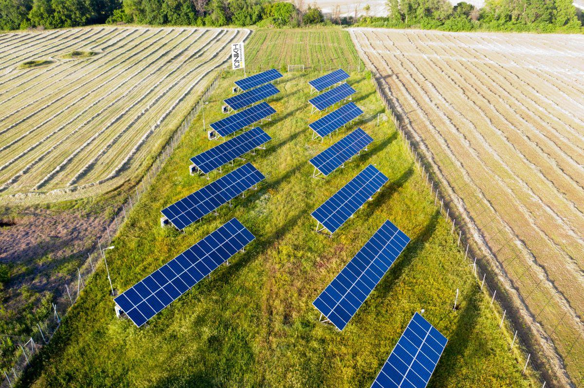 Φωτοβολταικο παρκο στο Βανιάνο Ξάνθης από την ΙΩΝΙΚΗ Renewables
